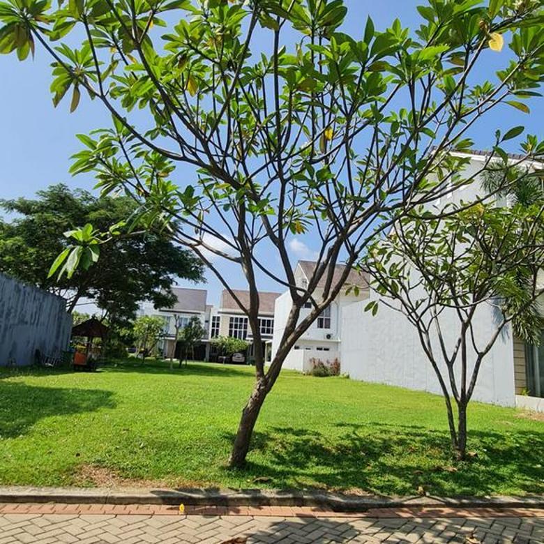 Kavling Palm Spring harga miring dibawah NJOP luas 16x20 JGC Jakarta Garden City Cakung