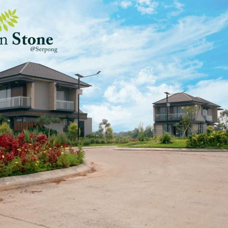 rumah mewah the golden stone