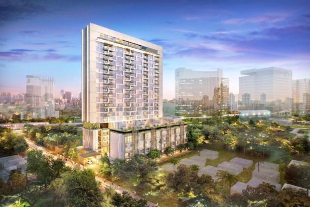Rp5,56mily Apartemen Dijual
