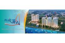 Dijual Apartemen Pluit Sea View Tower Maldives 3 kamar BU Paling murah