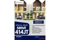 Villa Puncak Dijual Promo Condovilla Full Furniture