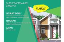 Rumah asri dan Nyaman daerah Cimekar Cileunyi Bandung