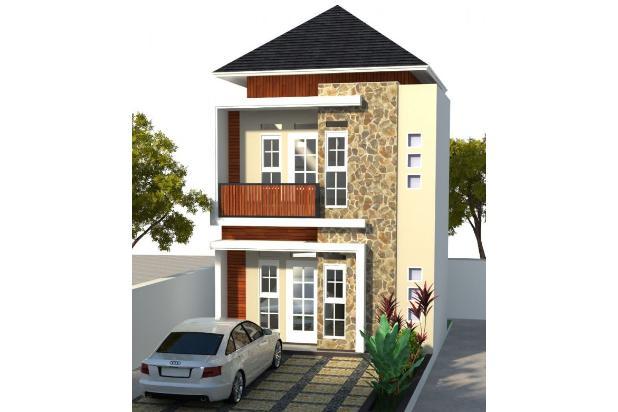Rumah Baru Minimalis 2 lantai Cibiru Bandung Bebas Banjir 13424947