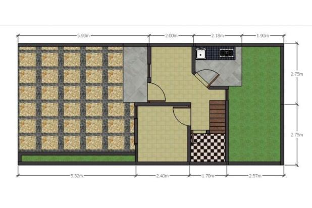 Rumah Baru Minimalis 2 lantai Cibiru Bandung Bebas Banjir 13424960