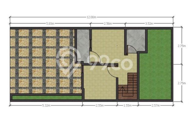 Rumah Baru Minimalis 2 lantai Cibiru Bandung Bebas Banjir 13424957