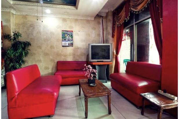 Rp14mily Hotel Dijual