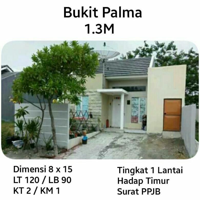 Rumah Bukit Palma Surabaya Murah HGB nego!!!