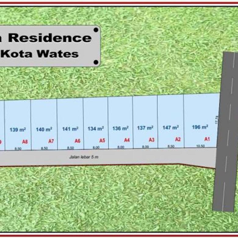Kavling Tanah Kulon Progo, SHM-P, Profit 30% Per-Tahun