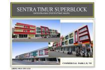 Sentra Timur Commercial Park 7, Lokasi Strategis Di sebrang Terminal STR