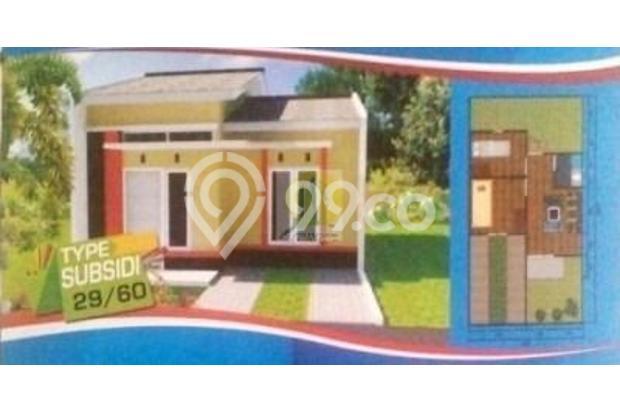 Rumah Subsidi Kualitas Komersil di Tambun Bekasi 17342110