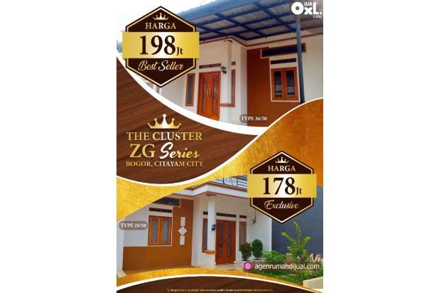 Rp178jt Rumah Dijual