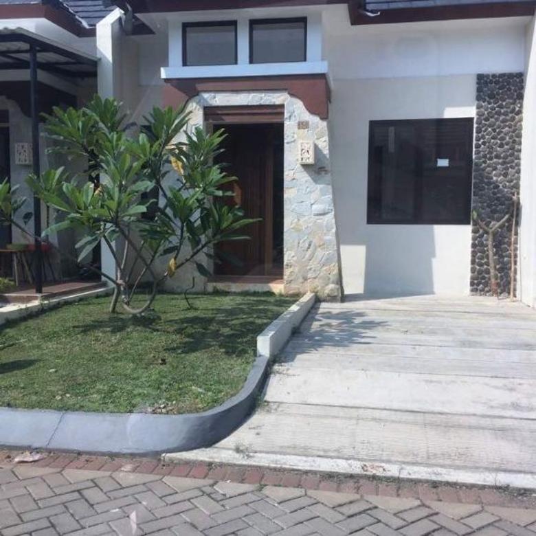 Rumah Cantik Harga Murah di Bali Resort