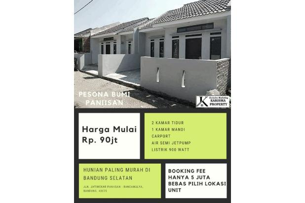 Rp165jt Rumah Dijual