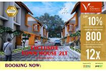 Promo, Murah, Town House Puri Buah Batu, 2 lantai 800jtan, Kodya, dekat TOL