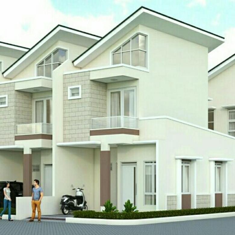 Rumah 2 Lantai Modern (Indent) Terjangkau di Sayap Ciwastra