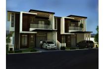 Rumah Baru tipe 100, 2 lantai di Pontianak