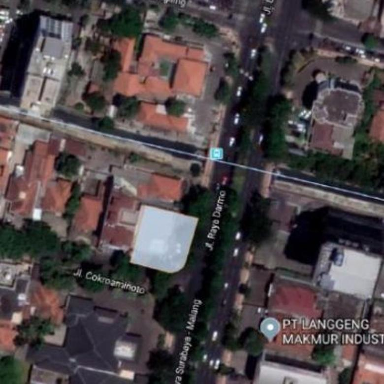 Gedung di Raya Darmo STRATEGIS NOL JALAN