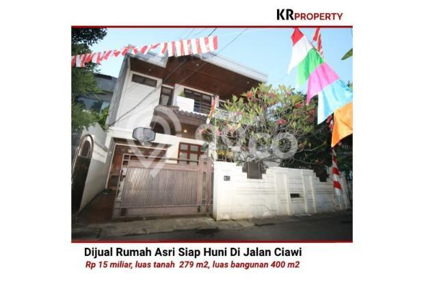 KR Property - Dijual Rumah di Jalan Ciawi Kebayoran Baru 081280005435 12747720