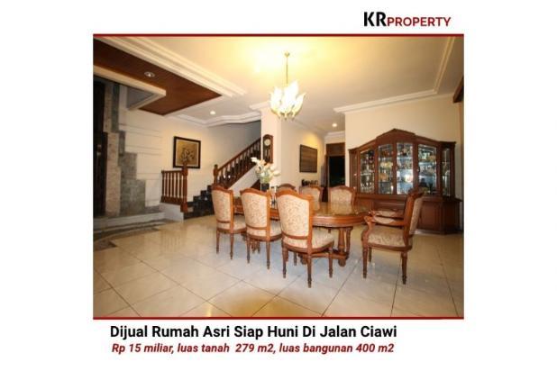 KR Property - Dijual Rumah di Jalan Ciawi Kebayoran Baru 081280005435 12747721