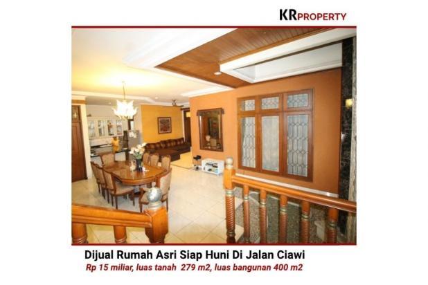 KR Property - Dijual Rumah di Jalan Ciawi Kebayoran Baru 081280005435 12747722