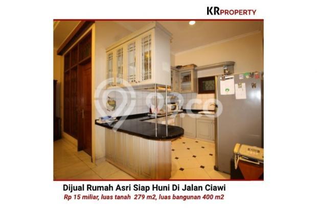 KR Property - Dijual Rumah di Jalan Ciawi Kebayoran Baru 081280005435 12747724