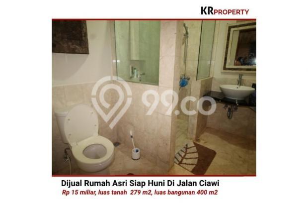 KR Property - Dijual Rumah di Jalan Ciawi Kebayoran Baru 081280005435 12747725