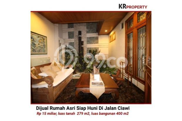 KR Property - Dijual Rumah di Jalan Ciawi Kebayoran Baru 081280005435 12747728
