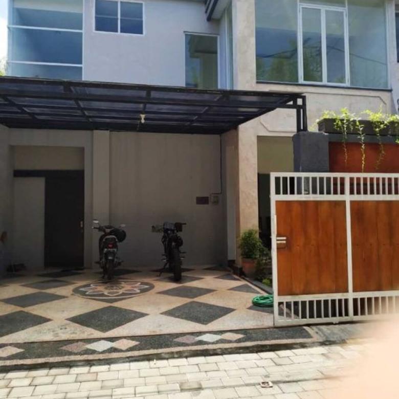 Rumah 2 Lantai bersih aman nyaman di Kesiman, Denpasar Bali In