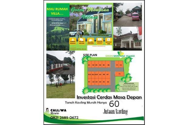 Tanah Kavling di Cipanas Dijual - SHM 17327139