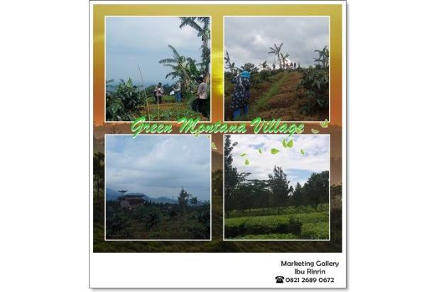 Tanah Kavling di Cipanas Dijual - SHM 17327142