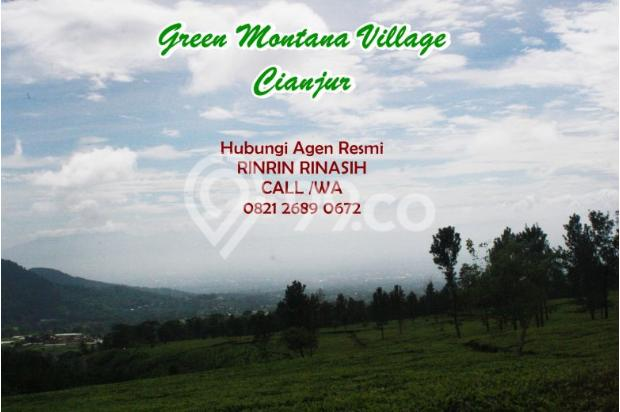 Tanah Kavling di Cipanas Dijual - SHM 17327143
