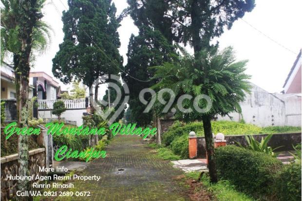 Tanah Kavling di Cipanas Dijual - SHM 17327146