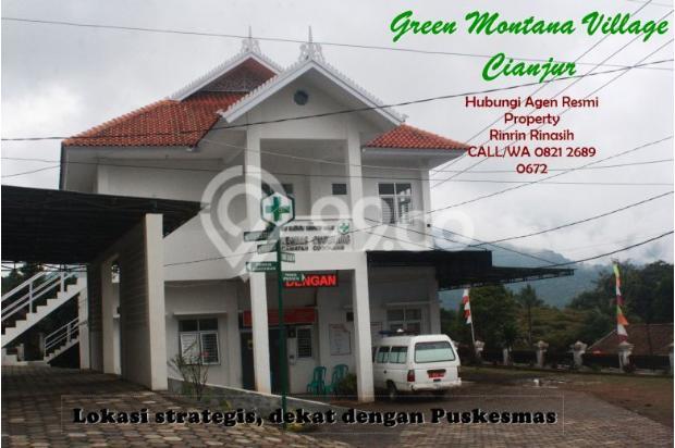 Tanah Kavling di Cipanas Dijual - SHM 17327149