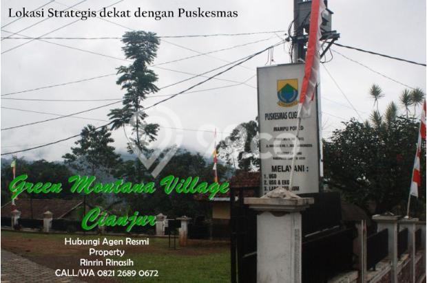 Tanah Kavling di Cipanas Dijual - SHM 17327151