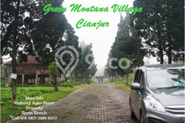 Tanah Kavling di Cipanas Dijual - SHM 17327156