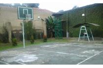 Dijual Rumah Villa Furnish Bandung Utara Dekat Lembang Pinggir Jalan Raya