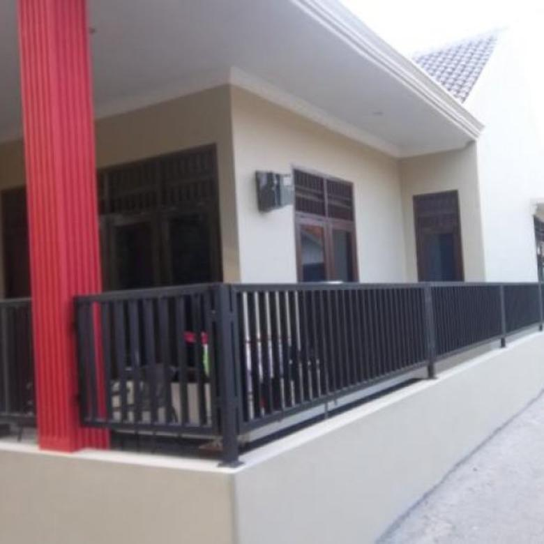 Dijual Rumah Minimalis Baru dan Luas di Pancoran Mas Depok OP1080