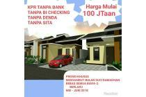 Rumah dijual murah 100 jutaan KPR TANPA BANK di Setu Cikaret Cibinong Bogor