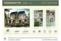 Dijual Rumah Baru 2LT Strategis di Lavanya Hills Residence Depok