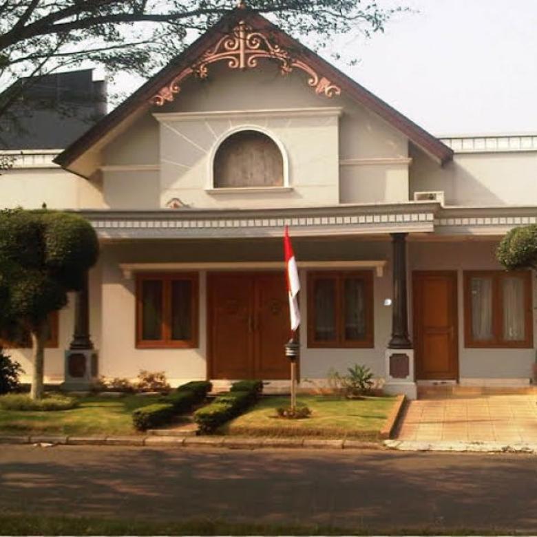 Dijual Rumah Hook Strategis Murah di Sutera Delima Alam Sutera Tangerang