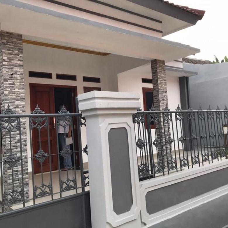 Rumah Nyaman Pondok Duta Cimanggis Depok dekat Tol Cijago dan