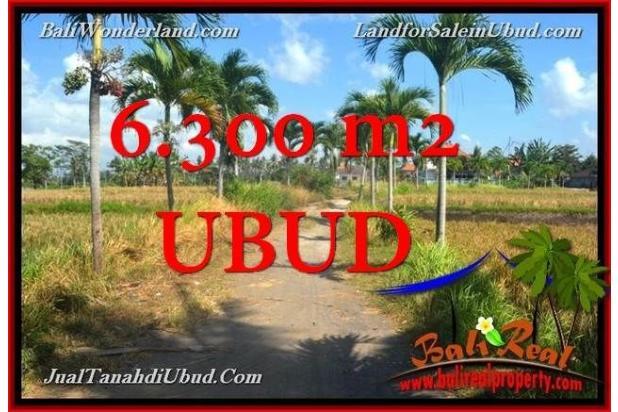 View Tebing link Villa 6,300 m2 di Sentral Ubud 18273748