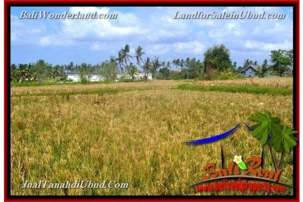 View Tebing link Villa 6,300 m2 di Sentral Ubud 18273751