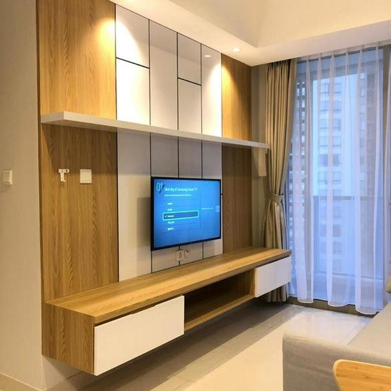 3 Bedroom Full Furnished Taman Anggrek Residence