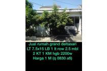 Dijual Rumah Nyaman dan Asri di Grand Delta Sari, Sidoarjo