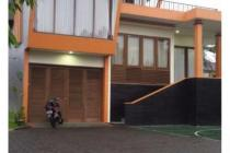 villa tiara cipanas puncak kolam renang pribadi