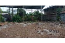 Tanah strategis Jual Cepat  di daerah komersial di Jl. Raya Ta