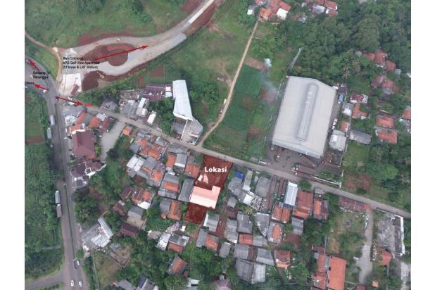 Rp9,55mily Tanah Dijual