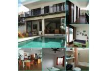 Dijual Rumah Model Villa Nyaman di Gatot Subroto Barat, Denpasar