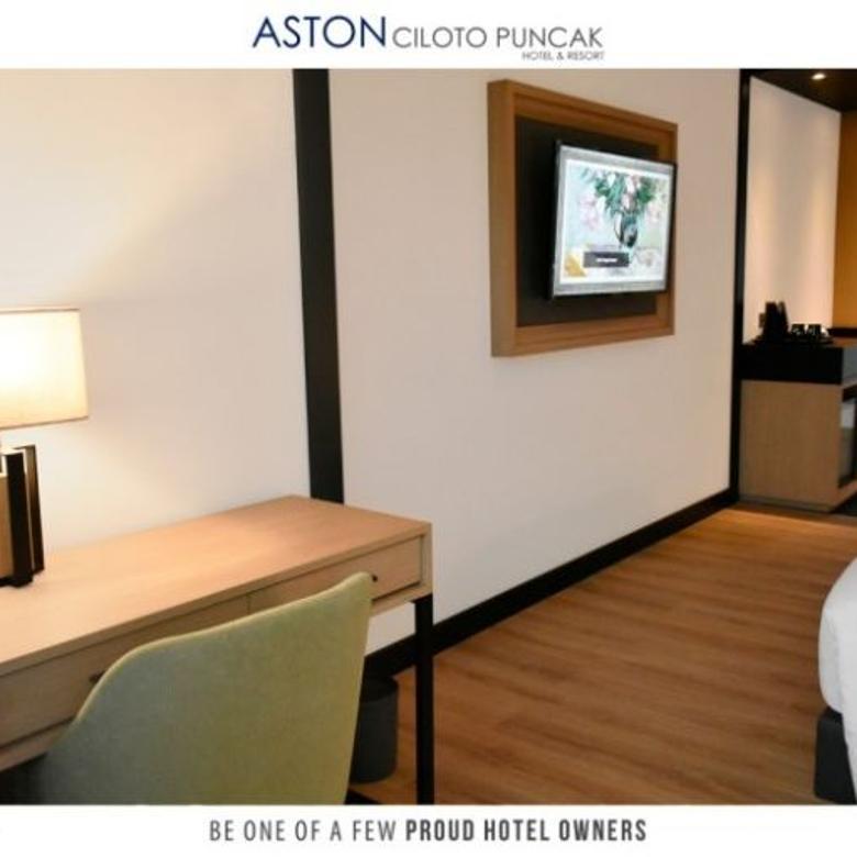 Investasi Hotel / Condotel di Aston Ciloto Puncak Hotel Resort
